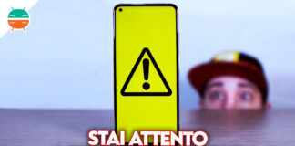 smartphone android falla di sicurezza