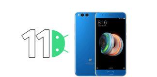 xiaomi mi note 3 android 11