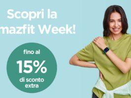 amazfit week
