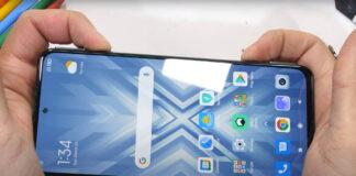black shark 4 smontato teardown video smartphone da gaming xiaomi