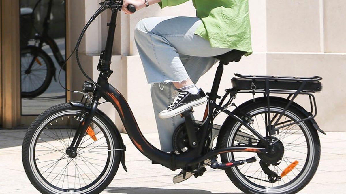 codice sconto dohiker 20f054 offerta coupon bici elettrica da passeggio 2