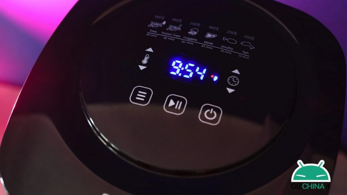 Codice sconto friggitrice ad aria smart BlitzWolf BW-AF1