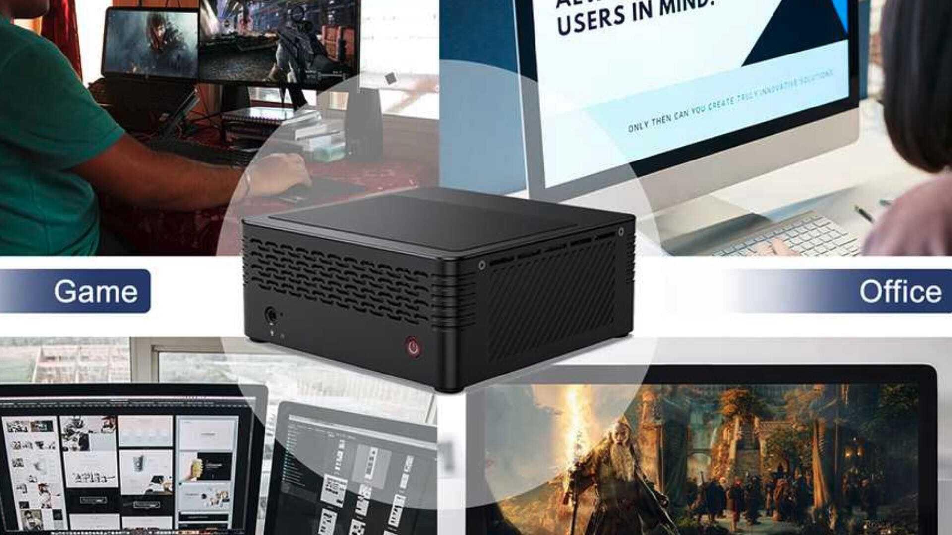 Minisforum EliteMini X400 | 8/256 GB | Geekbuying