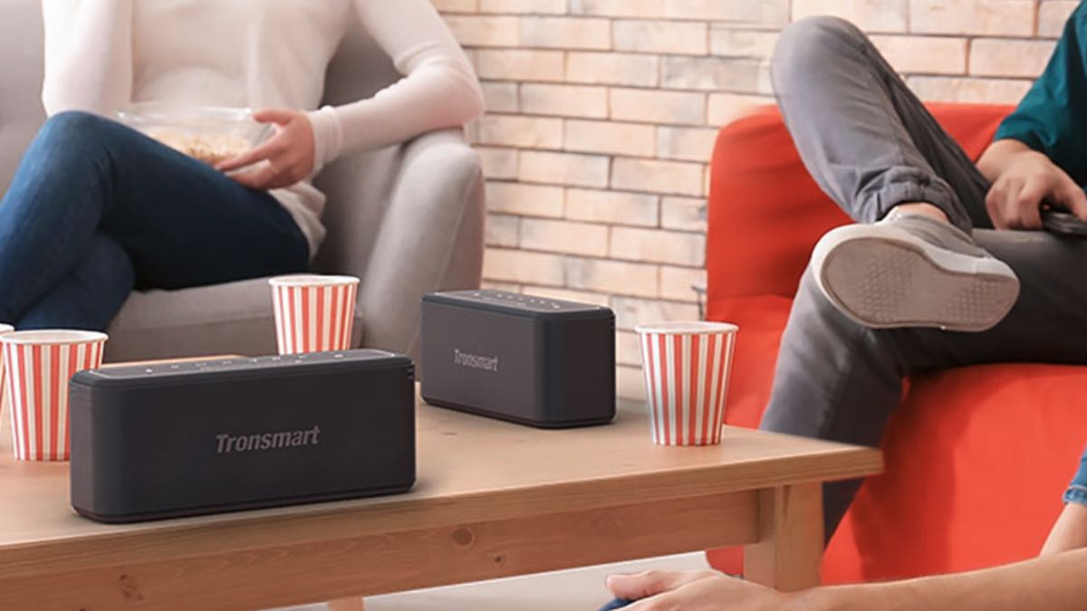 codice sconto tronsmart element mega pro offerta coupon speaker bluetooth 60W 2