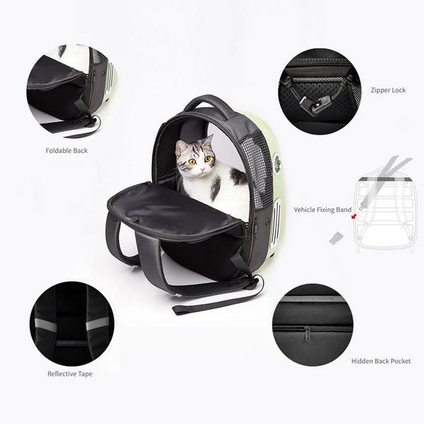 Zaino per gatti Xiaomi PETKIT   Banggood