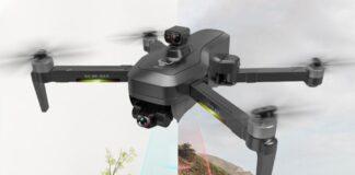 codice sconto zll sg906 max offerta coupon drone quadricottero 4K