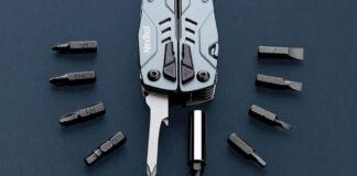 coltellino svizzero multiuso 14 in 1 di Nextool