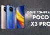 Dove comprare POCO X3 Pro in Italia