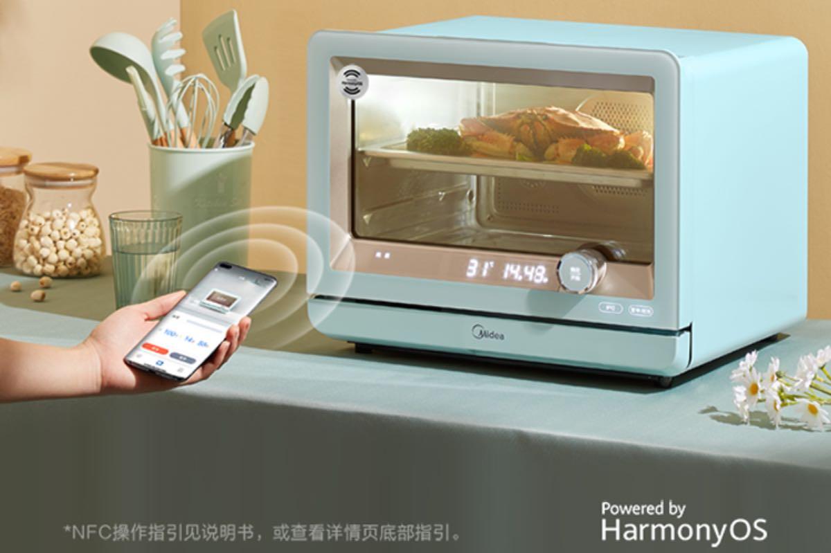 huawei midea s5 mini forno elettrico vapore harmonyos prezzo 2