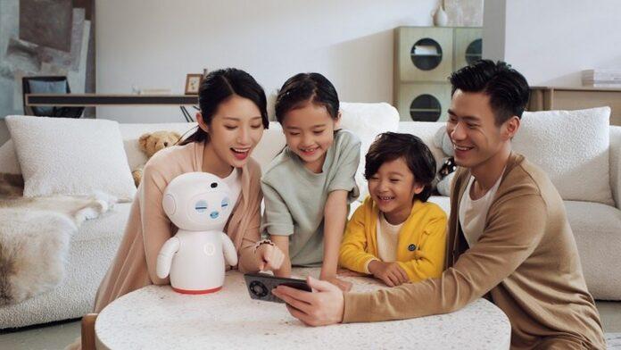 huawei robot educativo ai