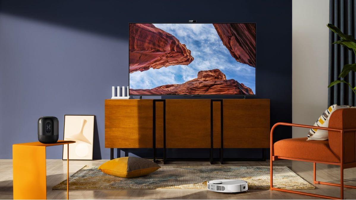 huawei smart tv vision s global specifiche harmonyos prezzo 3