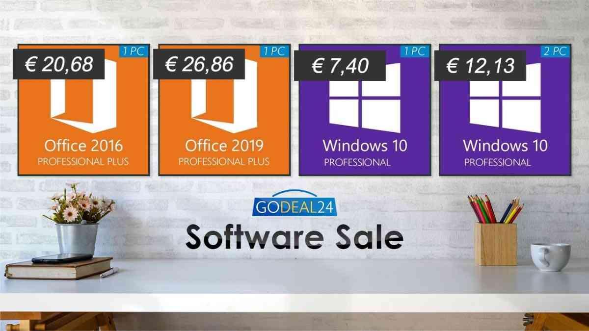 licenze cd key windows 10 office offerte codice sconto promo