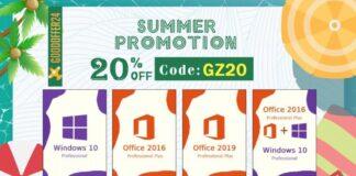 licenze windows 10 office offerte coupon codice sconto key aprile 2021