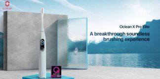 oclean x pro elite spazzolino elettrico riduzione rumore motore maglev
