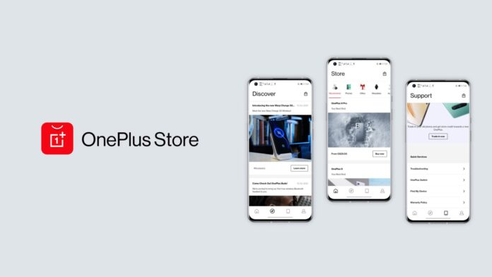 oneplus store europa app dettagli download