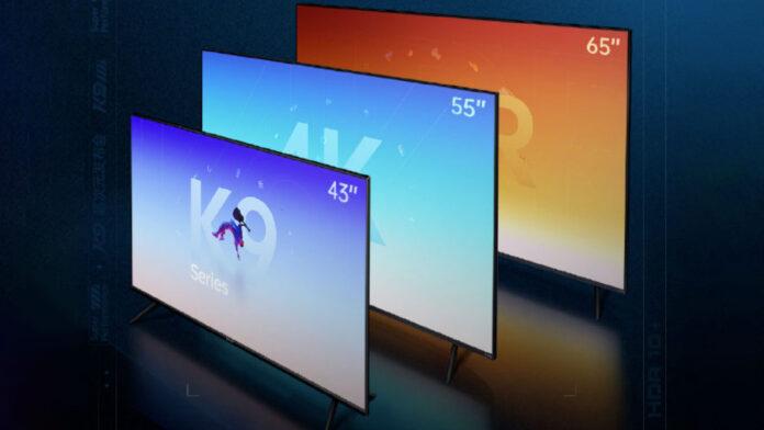 oppo k9 smart tv specifiche prezzo uscita leak