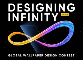 Realme Global Wallpaper Design Contest 2021