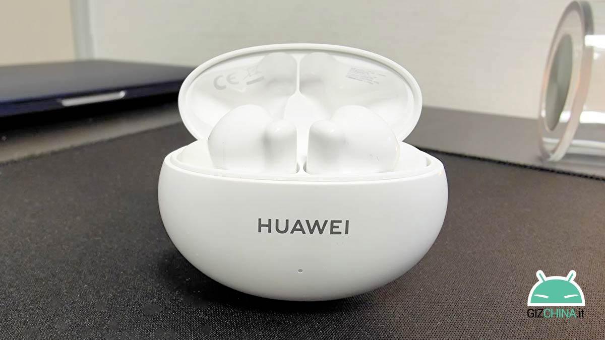 recensione huawei freebuds 4i 3