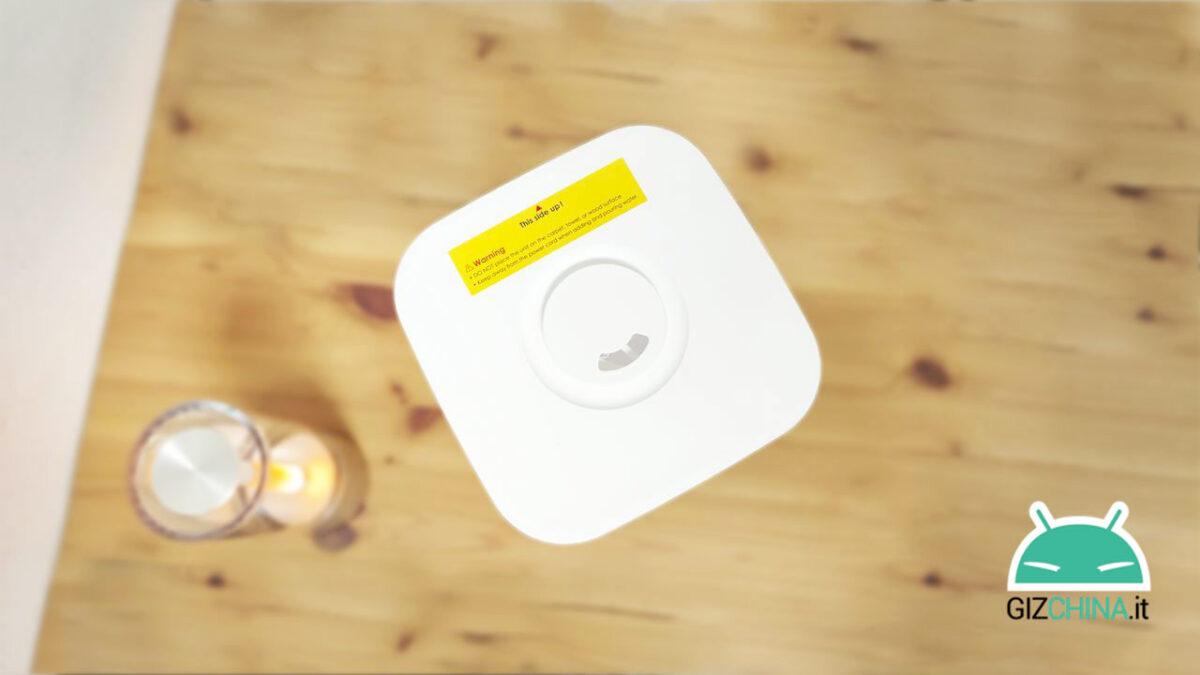 recensione odec hu-h05 umidificatore diffusore 3