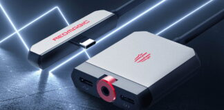 Red Magic Mobile Game Expansion Dock