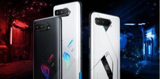 rog phone 5 ultimate smartphone più potente master lu q1 2021