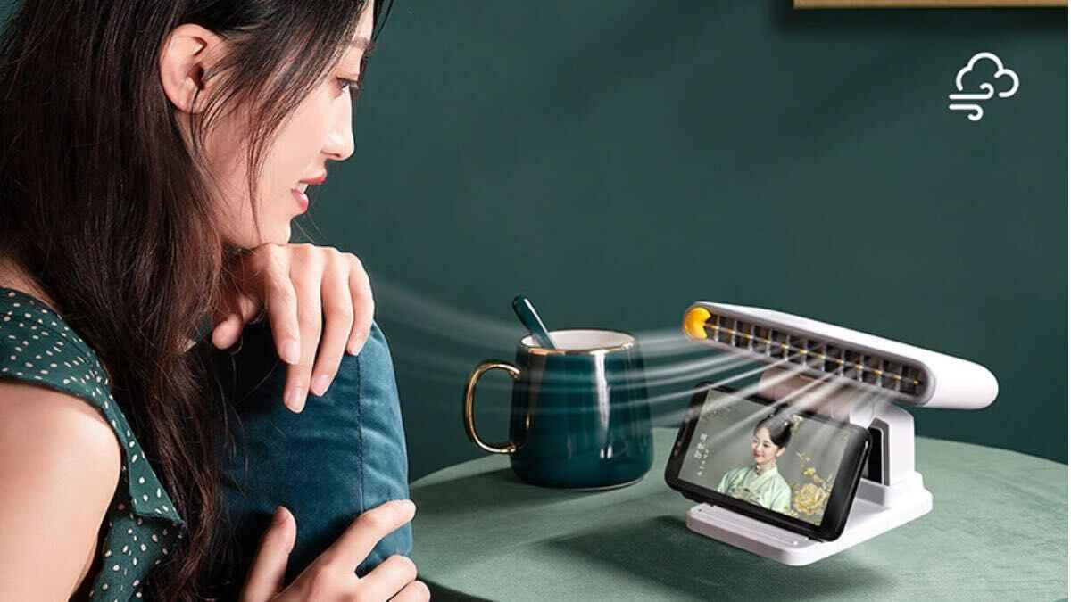 ventilatore monitor tavolo screen fan s14 xiaomi youpin caratteristiche prezzo 2
