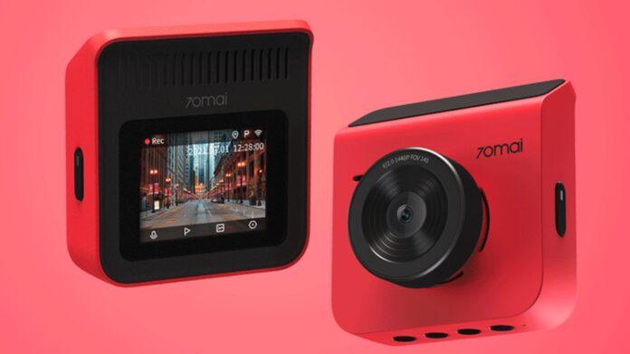 xiaomi 70mai dash cam a400 videocamera auto kit prezzo