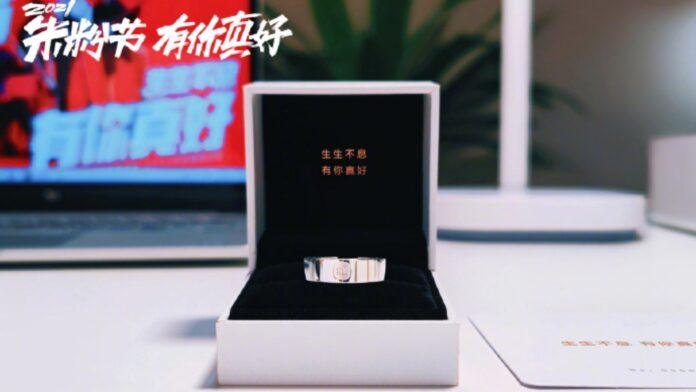 xiaomi anello edizione limitata mi fan festival 2021