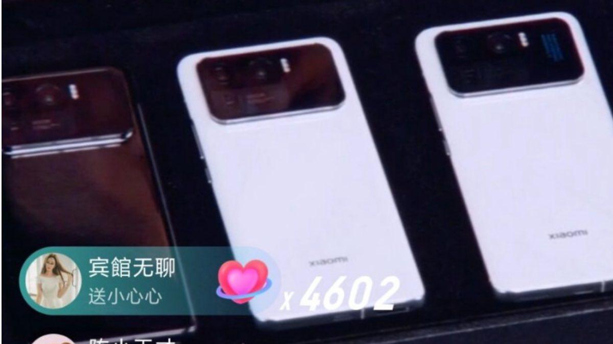 xiaomi mi 11 ultra second mini display band 5