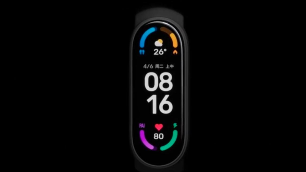 Xiaomi Mi Band 6 NFC | Sito ufficiale