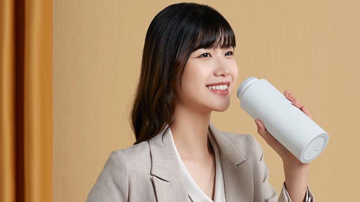 xiaomi mijia portable electric heating cup thermos bollitore prezzo 2