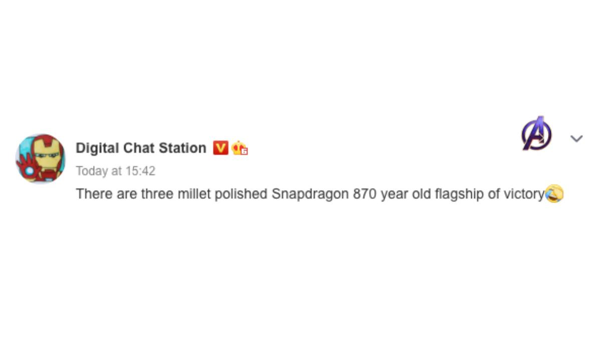 xiaomi sviluppo smartphone snapdragon 870 2