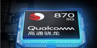 xiaomi sviluppo smartphone snapdragon 870