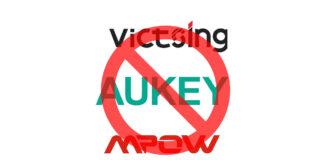 aukey mpow victsing ban amazon recensioni false