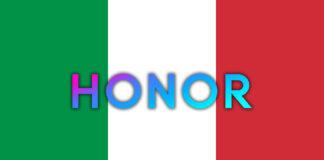 honor italia
