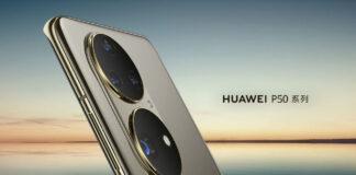 huawei p50 pro teaser