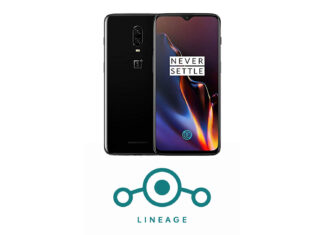 oneplus 6t lineageos 18.1