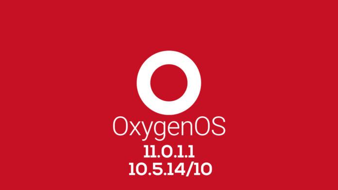 oneplus oxygenos 11.0.1.1 10.5.14 10.5.10