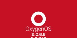 oneplus oxygenos 11.0.6.6 11.0.8.13
