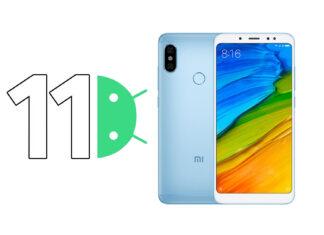 xiaomi redmi note 5 pro lineageos 18.1 android 11
