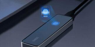 xiaomi ssd lettore impronta digitale