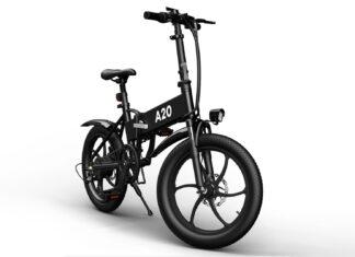 ado a20 bici elettrica