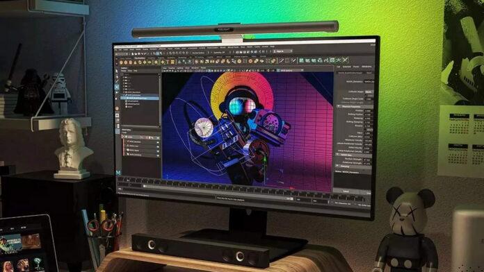 lampada da monitor RGB di Yeelight