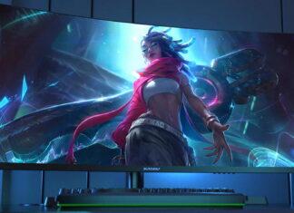 "Codice sconto BlitzWolf BW-GM3 34"" Curved Gaming Monitor"