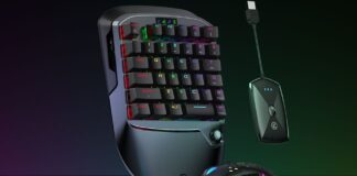 codice sconto gamesir vx2 aimswitch offerta coupon kit gaming tastiera meccanica mouse ricevitore