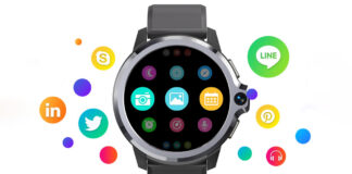 codice sconto kospet prime s offerta coupon smartwatch 4G doppio chipset