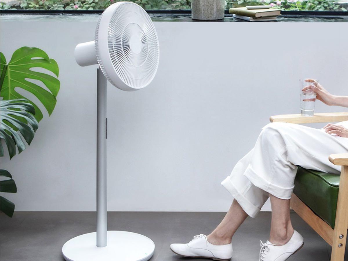 codice sconto xiaomi smartmi floor fan 3 offerta coupon ventilatore smart 2