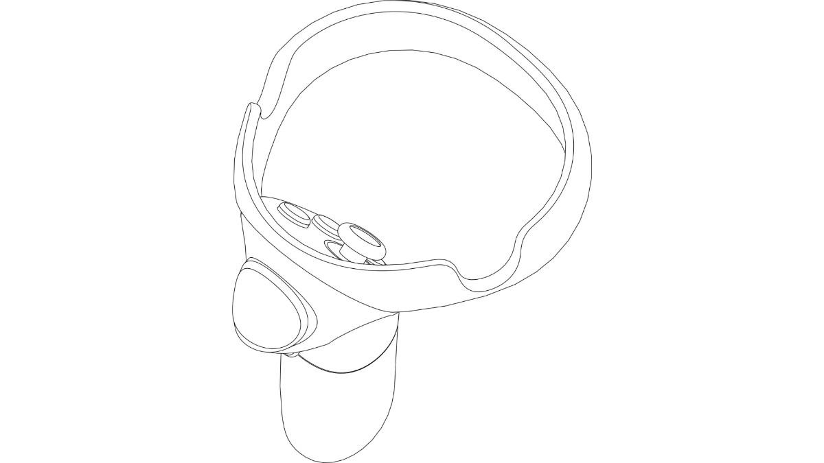 huawei controller videogiochi visore vr brevetto prototipo 2