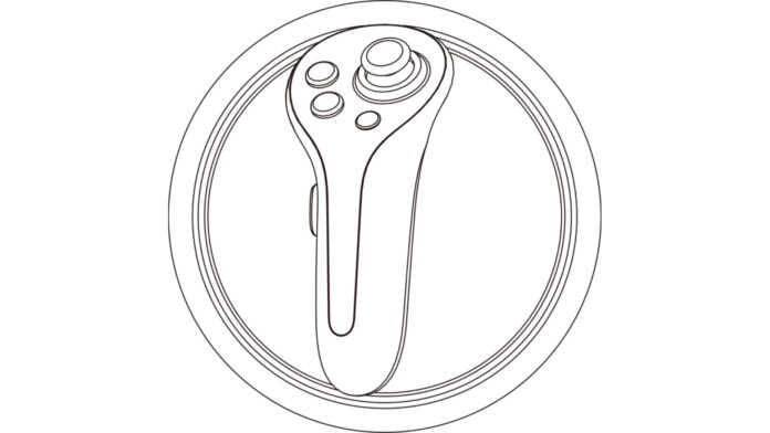 huawei controller videogiochi visore vr brevetto prototipo