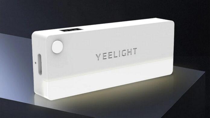luce led cassetto armadio bagno yeelight